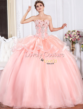 Love Rose Love Quinceanera Collection
