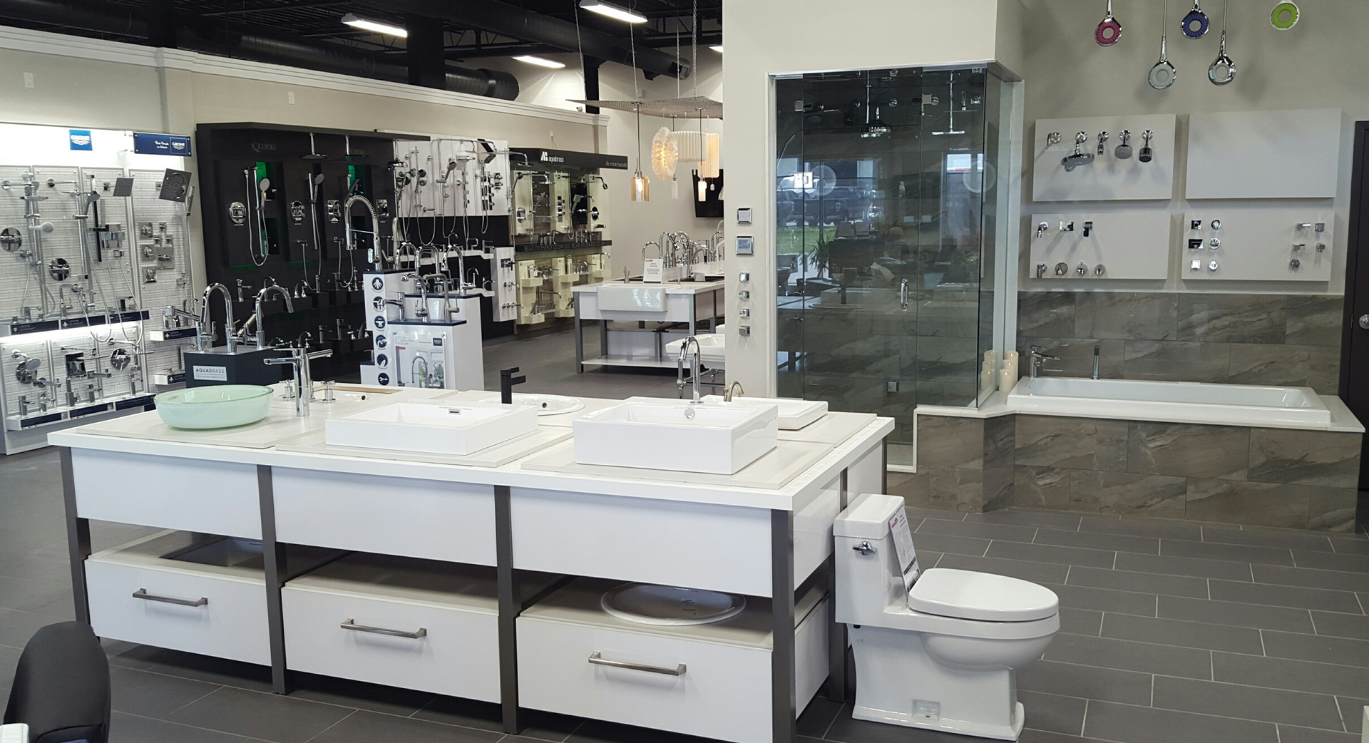 Bathroom Showrooms - Plumbers Supply
