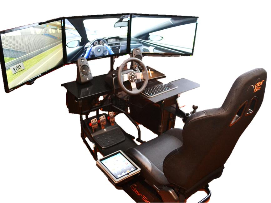 volair sim affordable flight racing cockpits