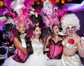 night in Paris quinceanera party theme miami parties