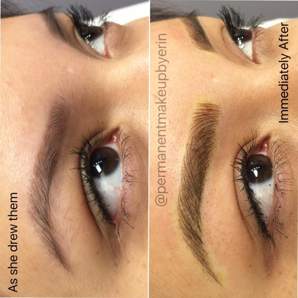 microblading microblading permanent makeup by erin
