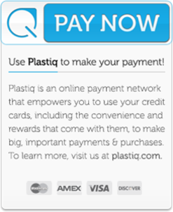 Pay now with Plastiq
