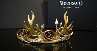 Game of Thrones jewelry made in Glenarm close to water's Edge B&B