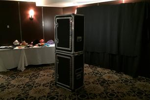 Open Style Photo Booths