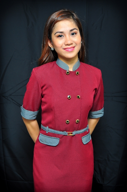 Erettazo Corporate Dress Formal Business Attire Office Uniform