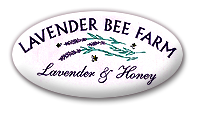 Click this logo to visit the website of Lavender Bee Farm - Petaluma, CA