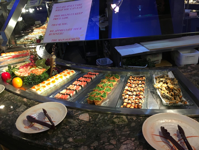 Yukai Japanese Seafood Buffet Order Online Coupon Menu