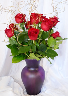 Dozen Red Roses | The Little Flower shop | Florist London delivery