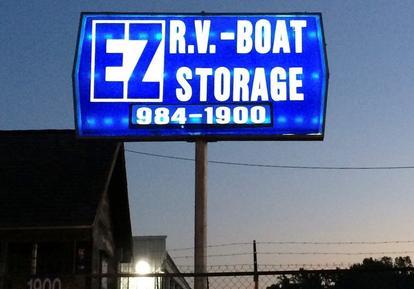 EZ RV-Boat Storage-Home