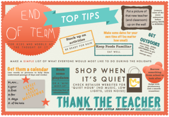 TOP TIPS End of TERM