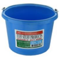 Round Utility 8 Gallon Bucket available in multiple colors.