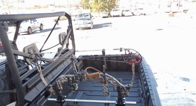 UTV Bow Carrier