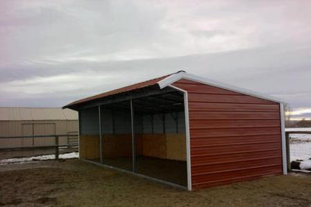 kit garages storage of premier buildings and home shed sheds tote loafing a barns beigebarn