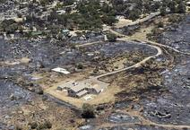 Tree Removal Prescott, Arizona Defensible Space Arrow Fire