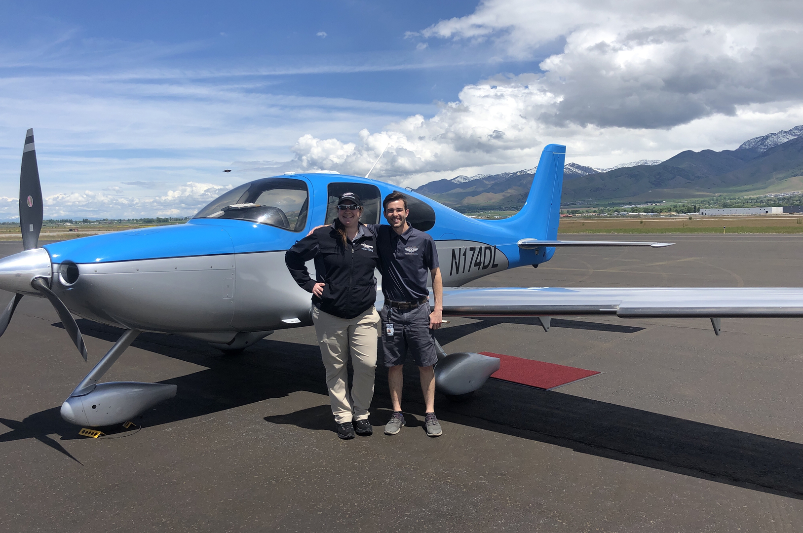 Ferry Pilot - FullThrottle Aviation LLC