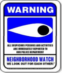 Neighborhood Watch Information