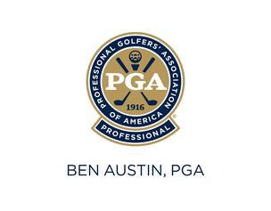 Ben Austin is a PGA Teaching professional providing golf lessons, golf clinics, and golf instruction to all levels of players