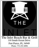 Inlet Beach Bar and Grill, Fort Pierce, Treasure Coast Naturists, nude beach group, Blind Creek Beach, naturist, nudist, free beach, Hutchinson Island, St. Lucie County, Florida