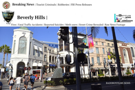 News LA Beverly hills | Photographs of Beverly Hills, CA | Raw Footage