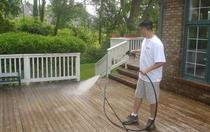 Power Washing, Pressure Wash, Deck Staining, South Lyon