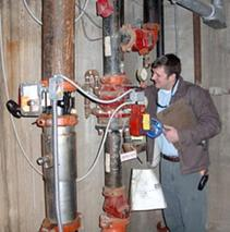 Fire Sprinkler System Inspection and Testing