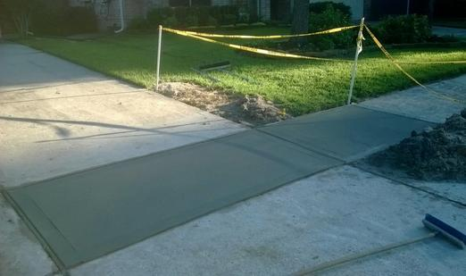 Best Pouring Concrete Sidewalk Service and Cost in Malcolm Nebraska | Lincoln Handyman Services