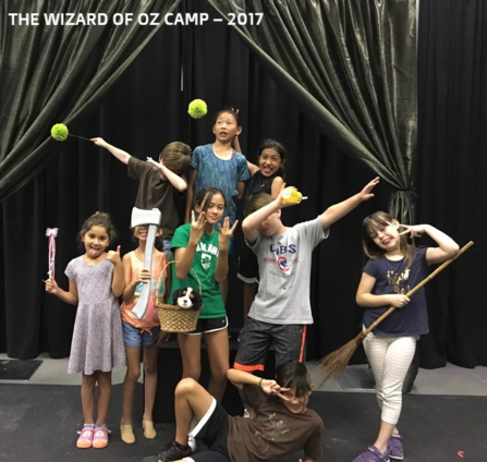 The Wizard of Oz camp - 2017