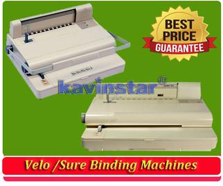 Velo Binding Machine
