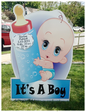 Baby Sign rental