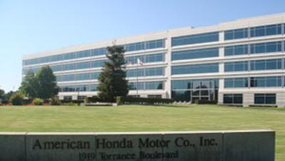 American Honda Motors Headquarters