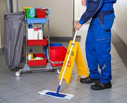 Building cleaning office cleaning las vegas nv
