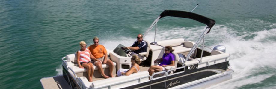Indian Lake Pontoon Boat Rental