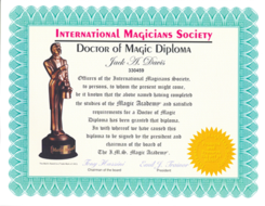 International Magicians Society