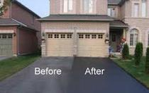 Asphalt Residential Paving, Driveways, Crack Repair, Patching, Tar and Chip