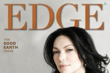 Lynda Cheldelin Fell article Edge magazine