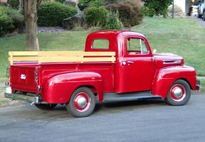 1950 Ford F-1 Pick-up
