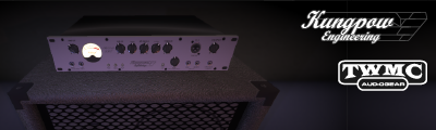 Granite Top Games Rock and Roll Gear - Low Poly, PBR Guitar amps, Bass Amps, Drum Sets