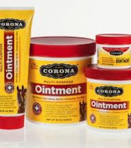 Corona Ointment comes in jars or tubes