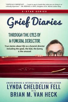 Grief Diaries Funeral Director