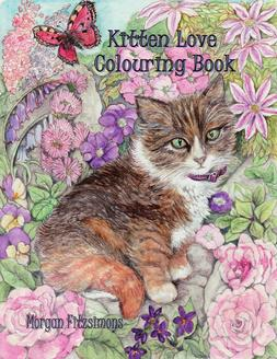 Country Garden Colouring Book by Morgan Fitzsimons