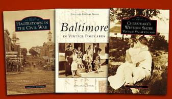 ​​Maryland and Baltimore History Books