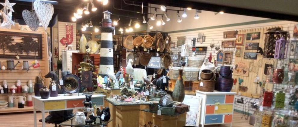 3500 Plus Items Accessories Baskets Fairy Garden Garden Items Gifts Home Decor Lanterns Lodge Decor Nautical Statuary Wind Chimes
