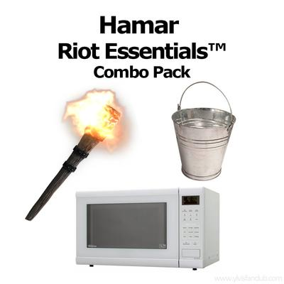Hamar Riot Gear Essentials™ Combo Pack