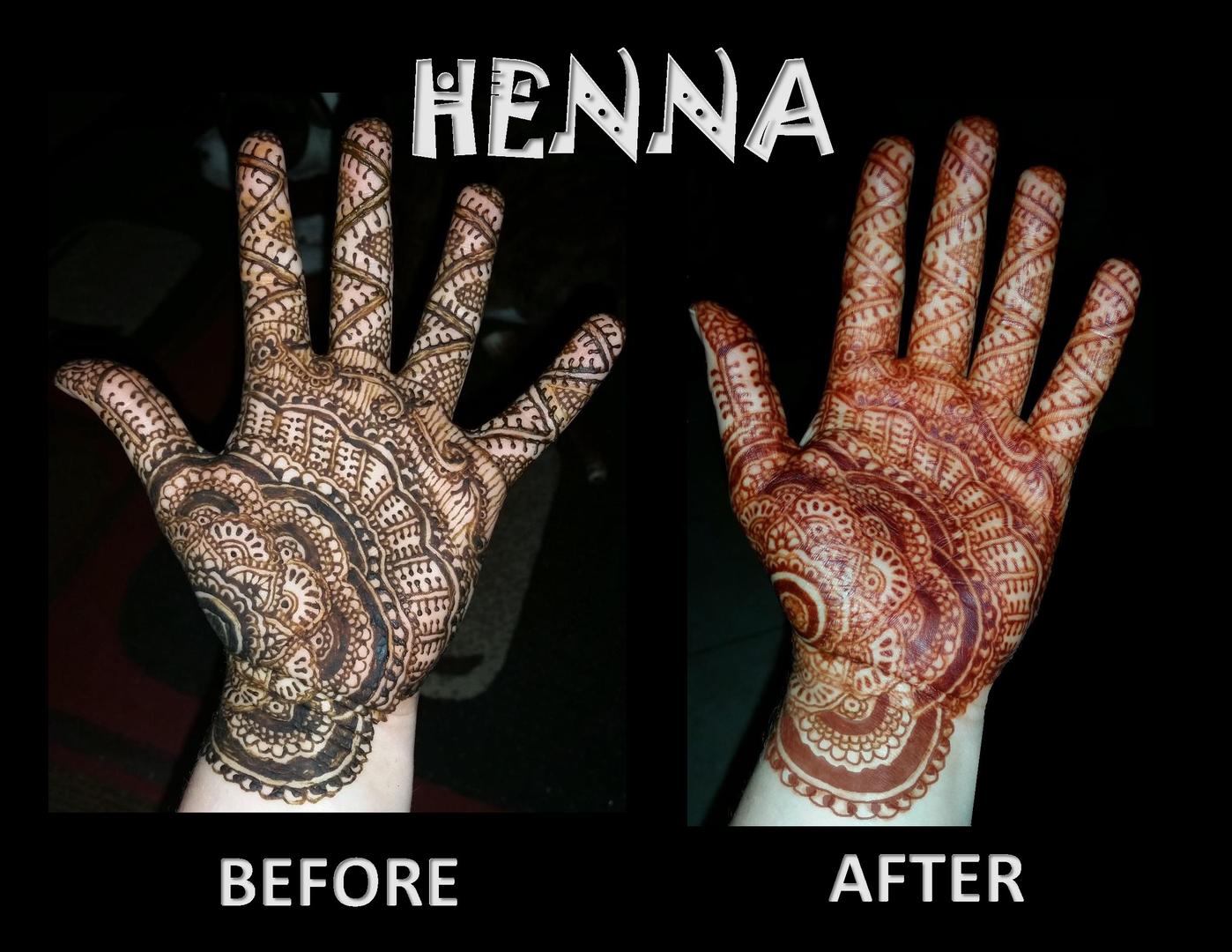 Henna Tattoos - Pain't It Cool Body Art - Memphis, Tn