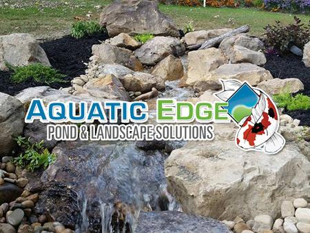 Aquatic Edge Pond & Landscape Solutions