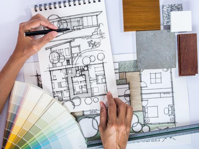1 Year Diploma In Interior Designing