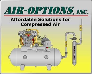 Air Options, Inc Affordable Solutions for Compressed Air