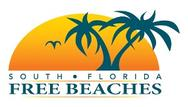 South Florida Free Beaches, Miami-Dade & Broward Counties, Florida