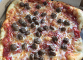 Wood Fired Pizza - Sausage
