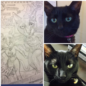 Pet Portraits Are The Perfect Birthday Gift Ideas For Any Lover